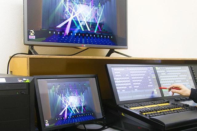 舞台照明プランニング
